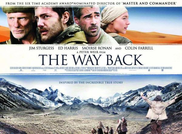 فیلم راه بازگشت