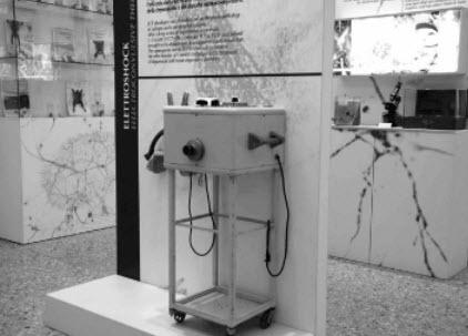 دستگاه الکتروشوک