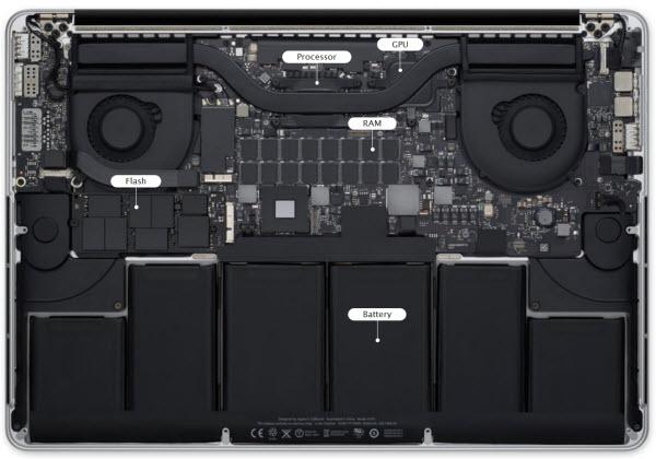 Core i7,پردازنده