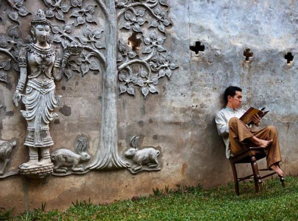 تایلند,کتاب خوانی