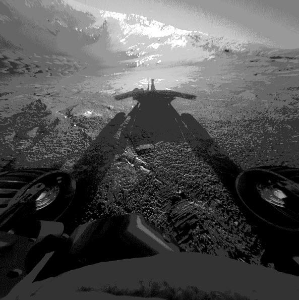 مریخ نورد, فرصت, مریخ