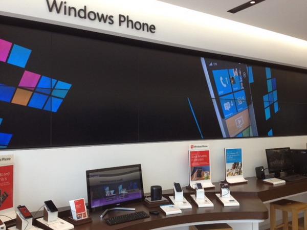 ویندوز فون مایکروسافت بر روی نوکیا