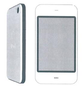 طرح iphone