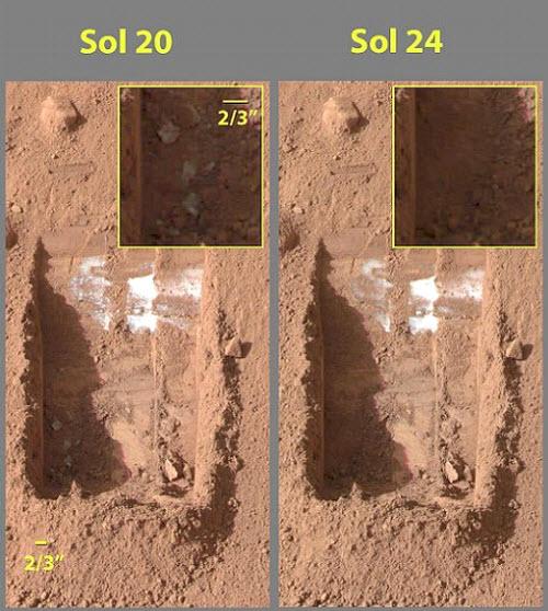 تصعید در مریخ