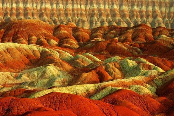 کوه های رنگی ,آلاداغ لار