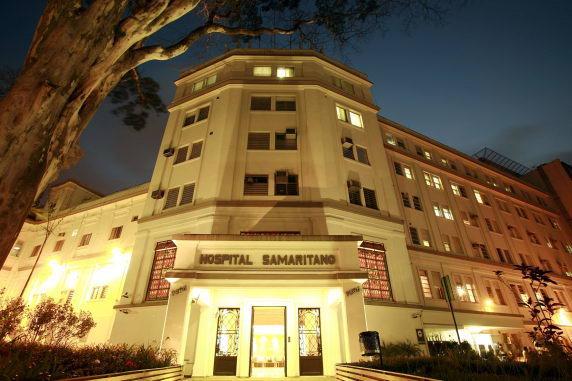 بیمارستان Samaritano,بیمارستان