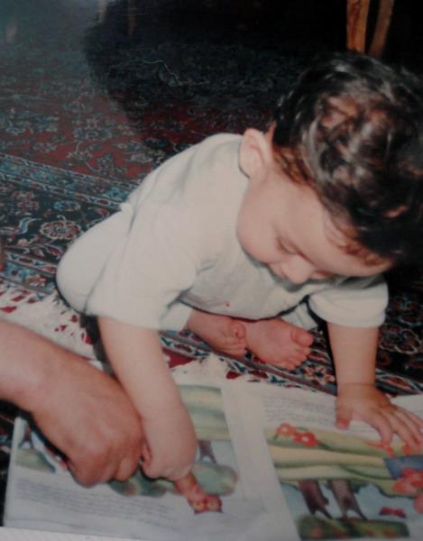 کودک,کتاب