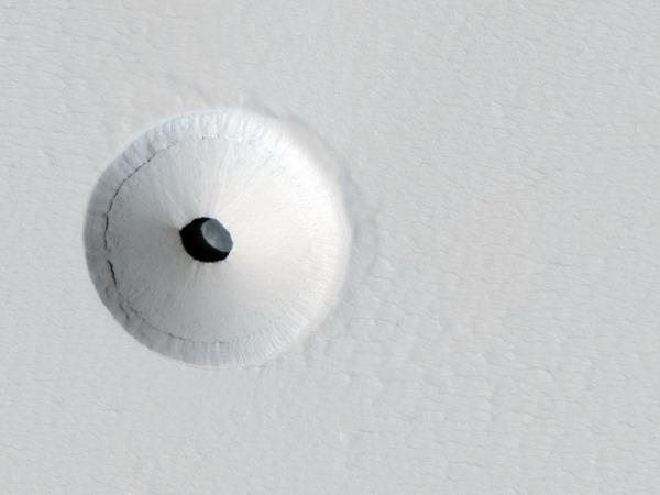 گودال مریخ,مریخ