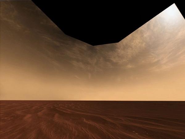 دشت مریخ