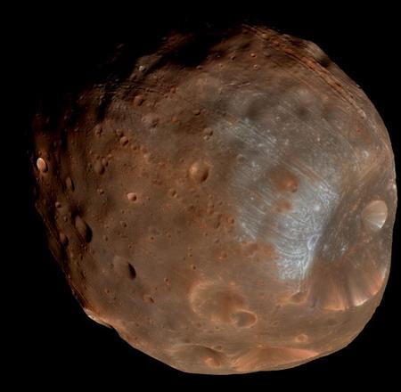 قمر مریخ ,فوبوس