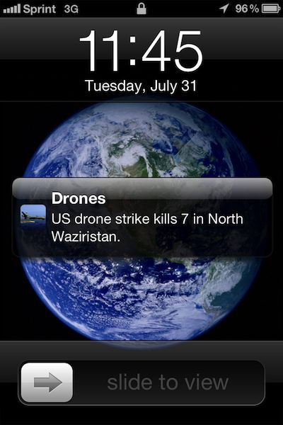 اپلکیشن Drones+