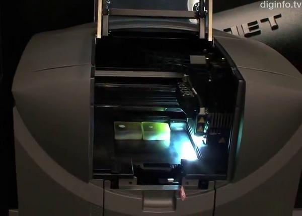 دستگاه چاپ , جنین