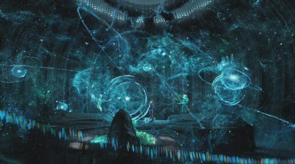 عکس صحنه ای از فیلم پرمتئوس