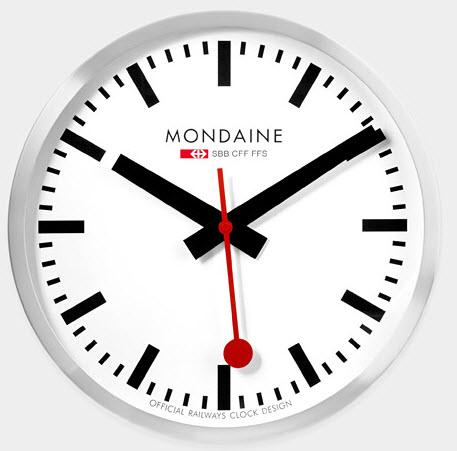 ساعت آیفون,خطوط  فدرال راهآهن سوئیس