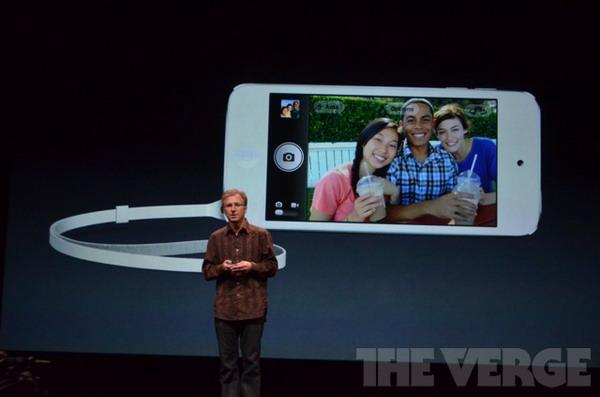 آیپاد تاچ جدید