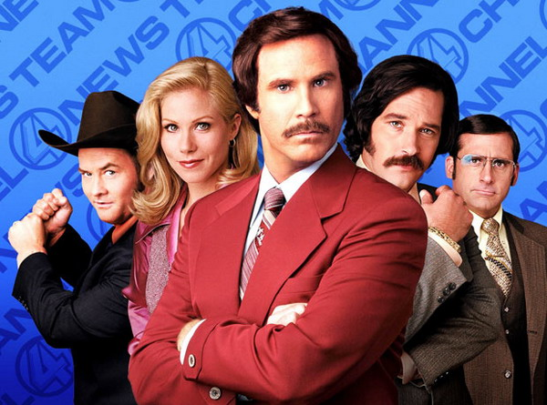 Anchorman - The Legend Continues
