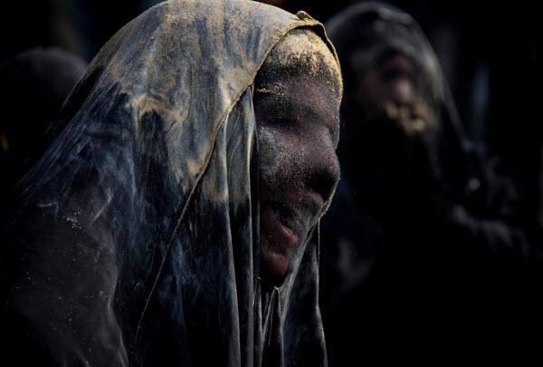 عکسی از علی اسدی از ایران