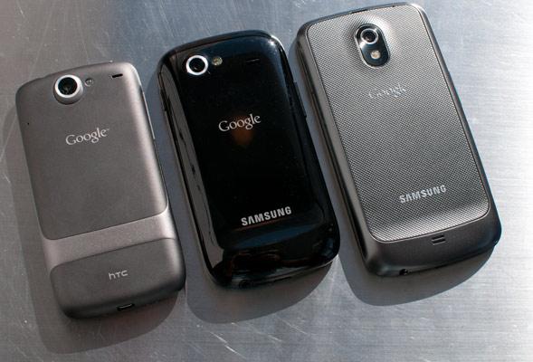Nexus-Phones