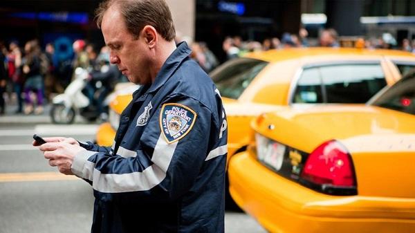 پلیس نیویورک