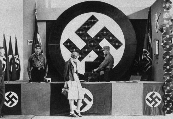 رادیوی تبلیغی نازیها در برلین
