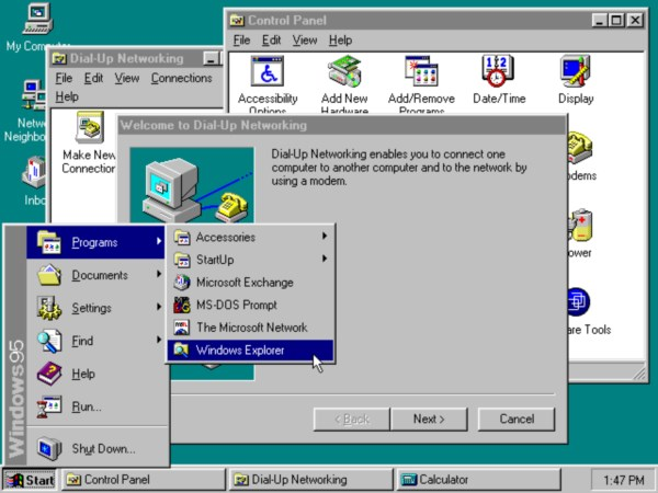 1994-Windows95