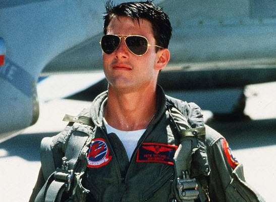 Tom Cruise (Top Gun