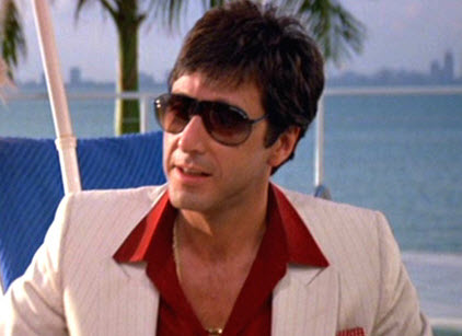 Tony Montana GLASSES