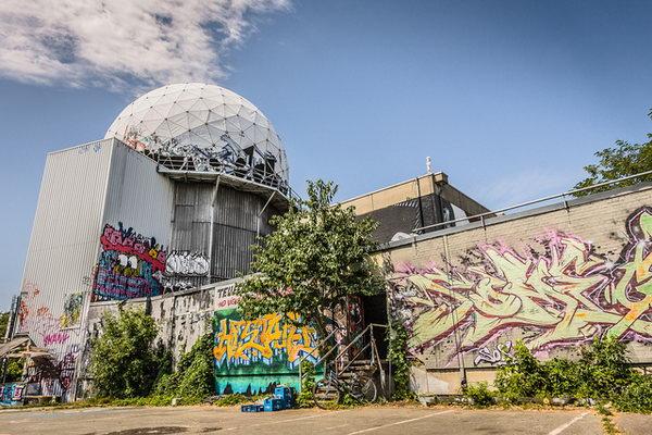 Abandoned Radar Stations 10