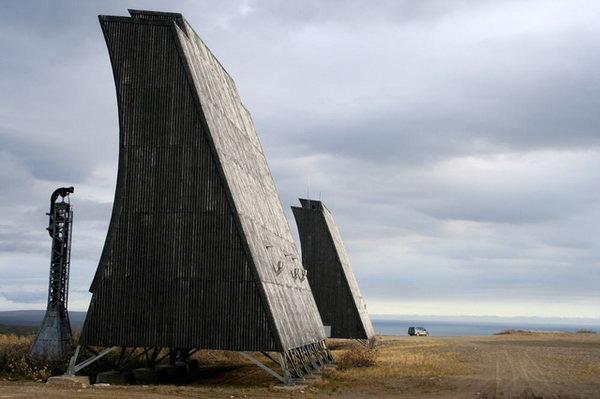 Abandoned Radar Stations 12