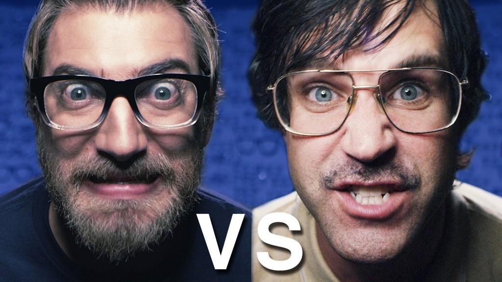 Geek vs. Nerd