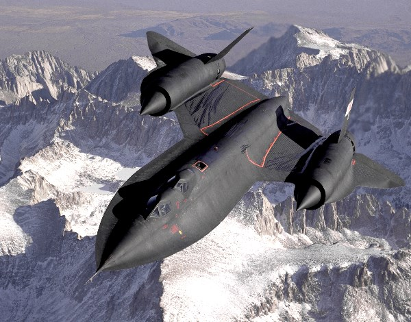 Lockheed-Blackbird