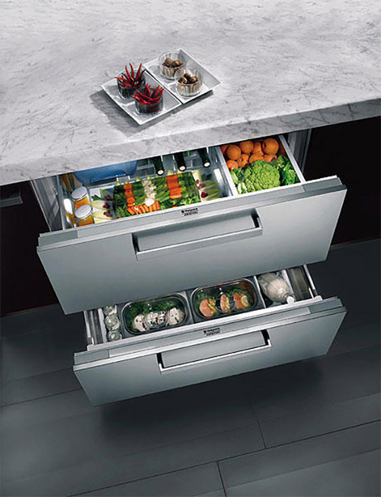 Chilled-produce-drawers