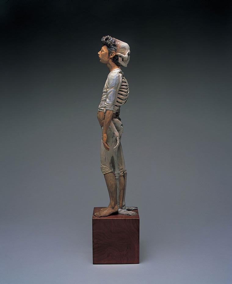 surreal-wooden-sculpture-art-yoshitoshi-kanemaki-17