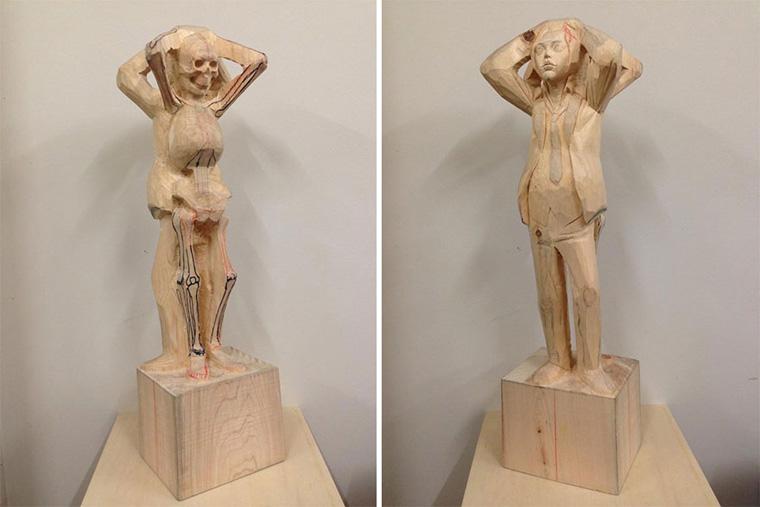 surreal-wooden-sculpture-art-yoshitoshi-kanemaki-19