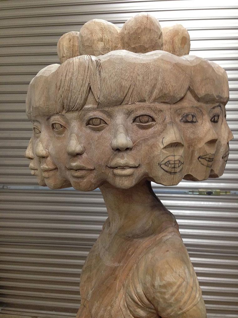surreal-wooden-sculpture-art-yoshitoshi-kanemaki-8