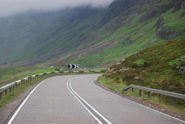5.-A82-Road-Scotland