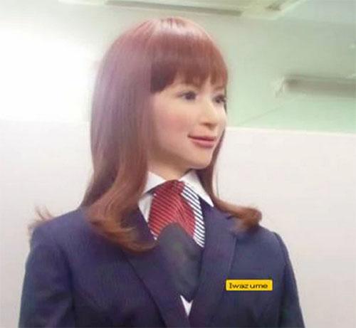 henn-na robot