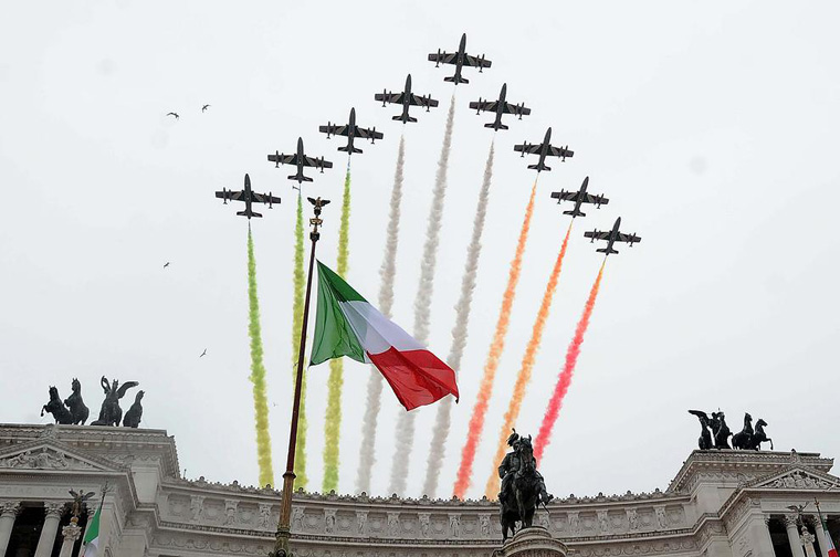 154th Anniversary of National Unity in Italy