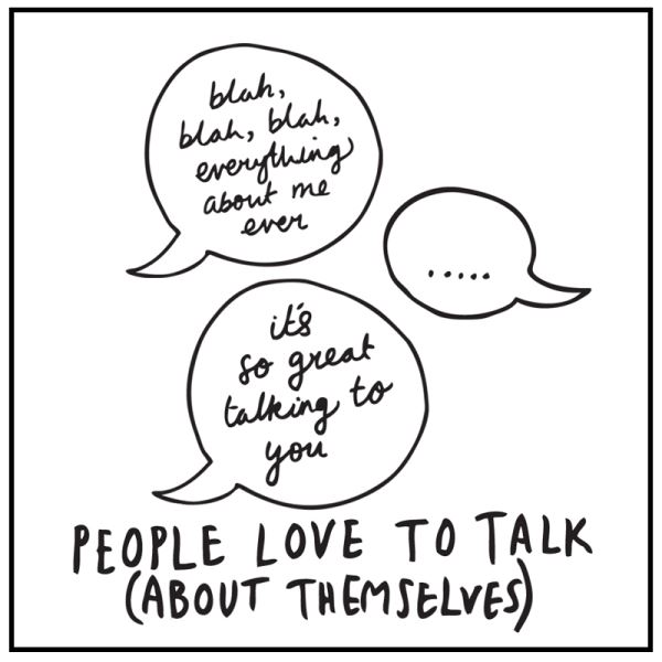 People-love-to-talk-about-themselves