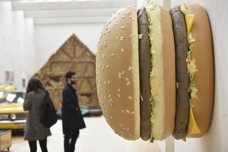 'Arts & Food' Art Exhibition in Milan