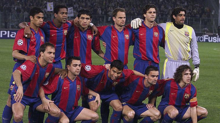 BARCELONA 2002 2003