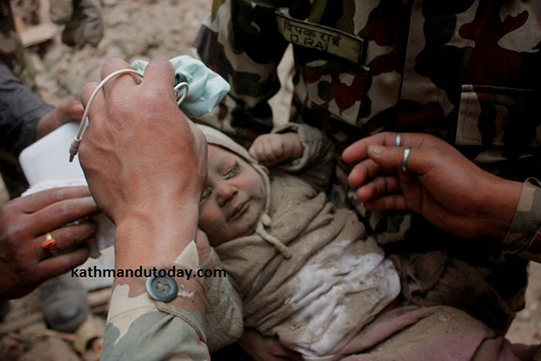 four-month-baby-rescued-earthquake-kathmandu-nepal-8