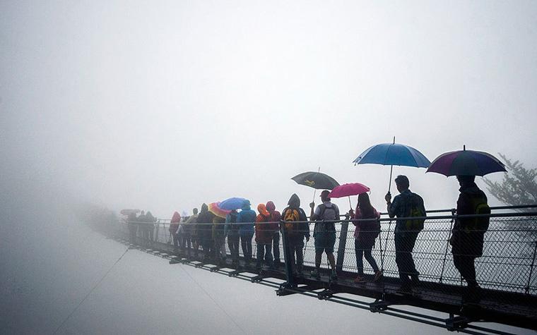 epaselect SWITZERLAND ROPE BRIDGE