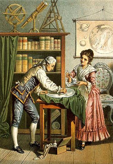 William and Caroline Herschel