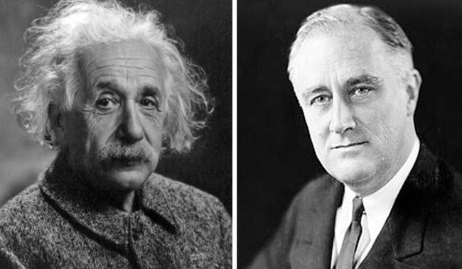 Einstein_Roosevelt_combo