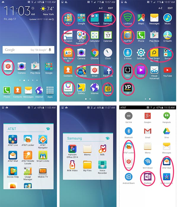 the-galaxy-s6-has-samsungs-touchwiz-layer-on-top-of-android-as-you-can-see-it-looks-much-different-than-pure-android-and-there-are-many-extra-apps-from-samsung-an